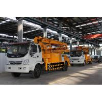 China High efficiency FOTON  FAW Truck mounted Concrete Pumps With Best Prices on sale