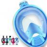 Buy cheap Full Face Diving Full Face Mask 180° Panoramic Sea View Anti Fog Anti Leak from wholesalers