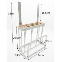 Quality Save Space Design Wall Mounted Plate Racks For Kitchens Anti - Rust for sale