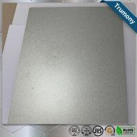 Building Stainless Steel Composite Panel Mill Finished Fireproof B1 Core Manufactures