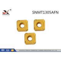 Compression Moulding SNMT1305 Cnc Tungsten Carbide Inserts Original Raw Material Manufactures