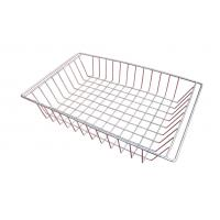 Low carbon steel / galvanize steel welded wire mesh panels with firm structure for camping Manufactures