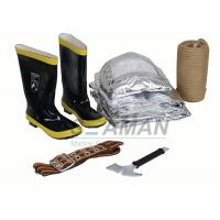 Universal SOLAS Fireman Outfit For Marine Fire Fighting Equipment Manufactures