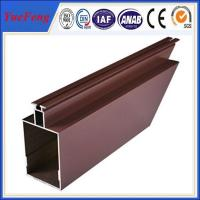 Top selling aluminum decorative wall panel extrusion profiles supplier Manufactures