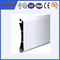 Aluminium profiles for roller shutter door Manufacturer Manufactures