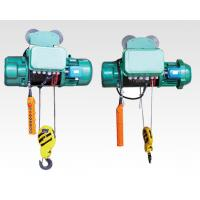 Hoist Speed Electric Wire Rope Hoist , 10 Ton Electric Cable Hoist Winch Manufactures
