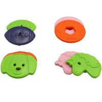 China Cute Animal Shape Ice Packs Mini Ice Brick Cooler For Kids Lunch bag on sale