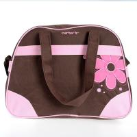 New Baby Changing Diaper Nappy Bag Mother Mummy Handbag Set With Changing Pad Manufactures
