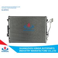 Aluminum Car Radiators / Auto AC Condenser Cooling System Benz Cl-Class OEM 2215010154 Manufactures