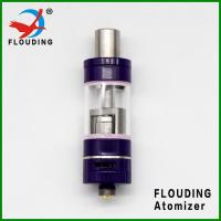 China Wick bottom refill liquid Atomizer E Cig WITH adjust airflow on sale