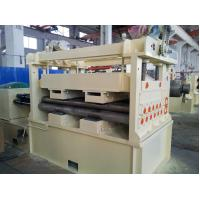 China CR / Carbon Steel Plate Straightening Machine Composed Of 15 Working Rollers on sale