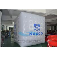 Parade Events 3D Cube Balloon Digital Printing Helium Advertising Balloons Manufactures