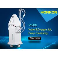 Medical Vertical Water Oxygen Jet Peel Machine For Folliculitis Treatment Manufactures