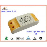 Good Stability 9W Constant Current 700mA LED Power Supply with CE Certificate Manufactures