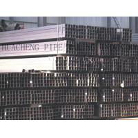 China Thick Wall Rectangular Steel Tube , Building Structure Square Steel Pipe on sale
