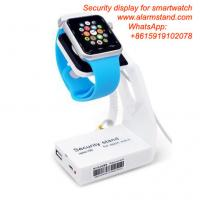 Quality COMER anti shoplift locking Display Stand for watches for women alarm mobile phone accessories store for sale