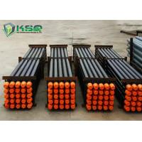 China 2 3/8 Dth Drill Rods Dth Drilling Api Reg Rod 76mm With Wrench Flat on sale
