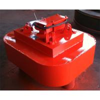 Transporting Electric Lifting Magnets For Lifting Bar SGS Approved Manufactures