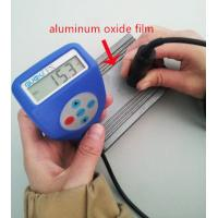 China Portable guoou Easy to use powder coating thickness gauge stainless steel and Aluminum on sale
