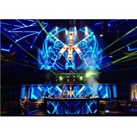 Advertising LED Video Wall Rental with 1/16 Scan / Constant Current Driving Manufactures