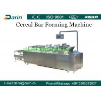 China Energy Bar Forming Machine with 200~400kg per hour for multi shapes & sizes on sale