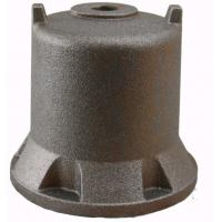 Stable Pump Parts Casting / Ductile Cast Iron Water Pump Engine Cover OEM Manufactures