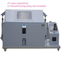 China Bench Top Intelligent Auto Corrosion / Salt Spray Test Chamber Can Monitor  KM-F-60C on sale