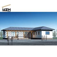 Prefab Light Steel Villa House Manufactures
