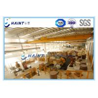Paper Mill Kraft Paper Roll Wrapping Machine , Full Automatic Paper Roll Packing Machine Manufactures