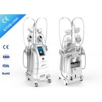 Clinic Cryolipolysis Fat Freeze Slimming Machine / Cellulite Reduction Machine Manufactures