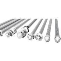 Good Abrasion Resistance Twin Screw Extruder Elements Involute Spline Screw Shaft Manufactures