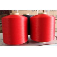 Dope Dyed Polyester colored PBT High Elasticity dty Yarn polyester dty dyed flame retardent polyester dty Manufactures