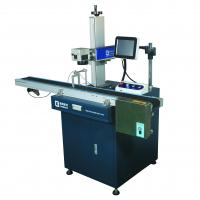 Laser Engraving Machine 10w Green Color For Digital Products Components Manufactures