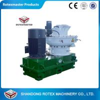 Automatic Lubrication Biomass Wood Pellet Machine , Wood Pellet Maker Manufactures