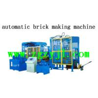 China chinese automatic brick making machine on sale