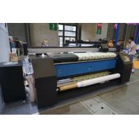 China Flag Making Directly Digital Printing Machine With Double Epson Head on sale