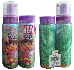 Baby Bath Foam / Refill Bath Foam Manufactures