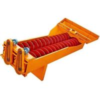 Double Spiral Sand Washing Machine 200t/H Stable Operation For River Sand Manufactures