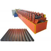 Full automation metal stud and track roll forming machine / light steel roll forming machinery Manufactures