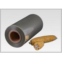 China Customized PLA Compostable Plastic Film Biodegradable Rolls For Food Package on sale