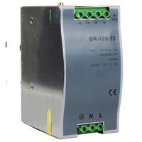 DR-120-12 120W 12V 10A DC Output Din Rail Switching Mode Power Supply Manufactures