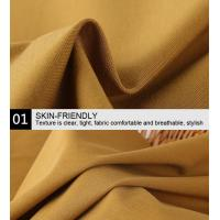 NR Ponte De Roma Knit Fabric Rayon Spandex Knit Double Dyed Finishing Manufactures