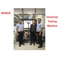 1000mm Test Width Electromechanical Universal Testing Machine For Automotive Seat Compression Manufactures