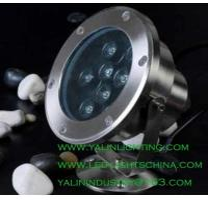 waterproof LED underwater light, outdoor pool fountain decorative spotlight Manufactures