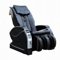 China Auto driving interlligent full body care massage chair recliner, 48 air bags around types of massage on sale