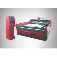 Red Automated Plasma Cutting Machine Portable Plasma Cutter 220/380V Manufactures