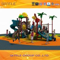 Outdoor body building equipment play games playground for children Manufactures