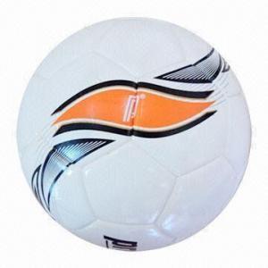 China PU Laminated Soccer Ball, Match Quality, Patent Technology on sale