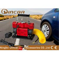 Auto Mobile Air Compressor Electric Mini 12V For Tire Tyre 1 Year Warrant Time Manufactures