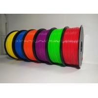 1.75mm 1KG ABS 3D Printer Filament Spool Master Filament With Good Elasticity Manufactures